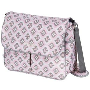 Bumble Messenger Diaper Bag